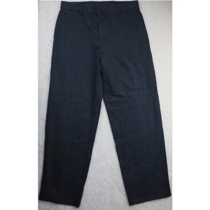 Dockers Flat Front Classic Fit Stretch Waist